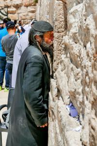 BIJBELS: Klaagmuur, Jeruzalem